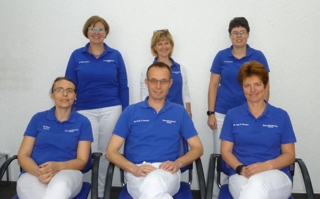Unser Praxis Team